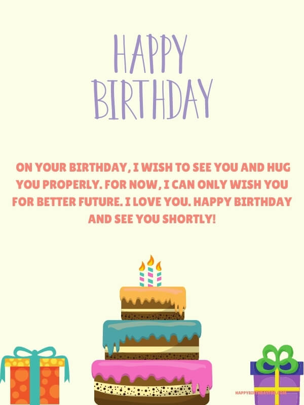 Birthday Messages  and Wishes for Boyfriend