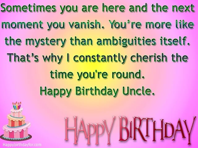 Birthday Wishes for Uncle images messages quotes cards pictures gifts photos wallpapers sms