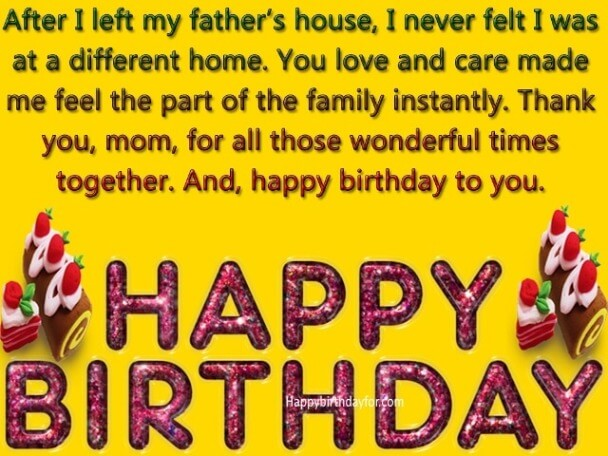 Birthday wishes for mother in law greeting cards wallpapers pics messages images photos