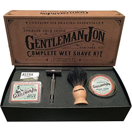 Fancy shaving kit