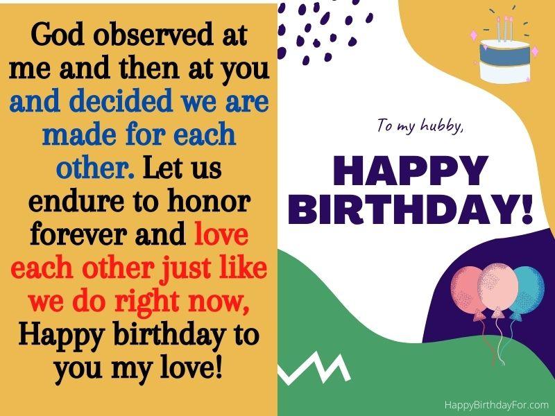 Happy Birthday Wishes Dear Husband