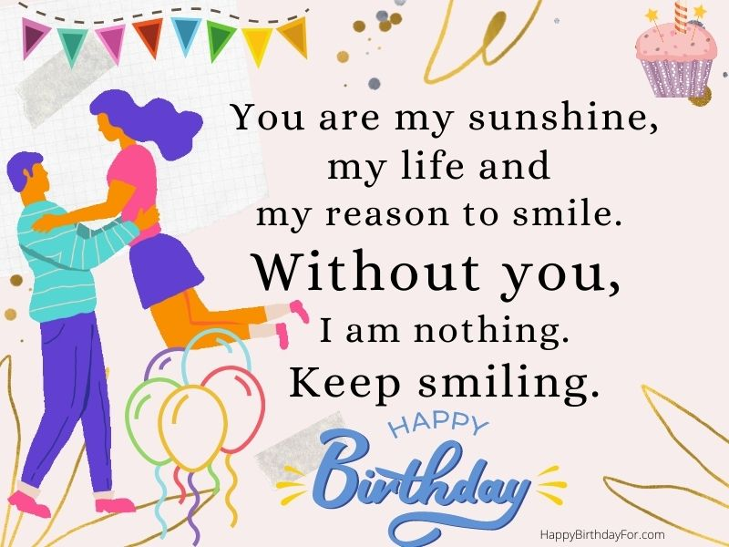 Happy Birthday Wishes For Girlfriend image