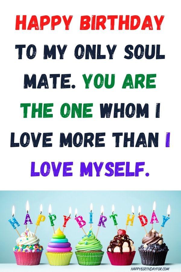 Happy Birthday Wishes For Husband Wife Lover Boyfriend Girlfriend Image