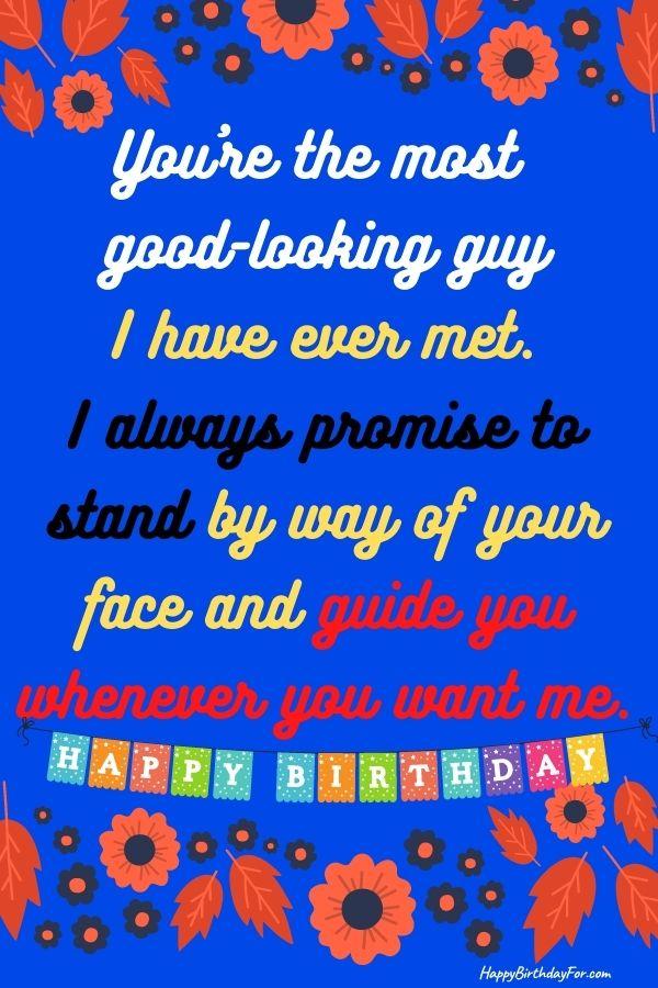Happy Birthday Wishes Messages for Your Beloved Husband Boyfriend Wife Girlfriend Lover Best Friend