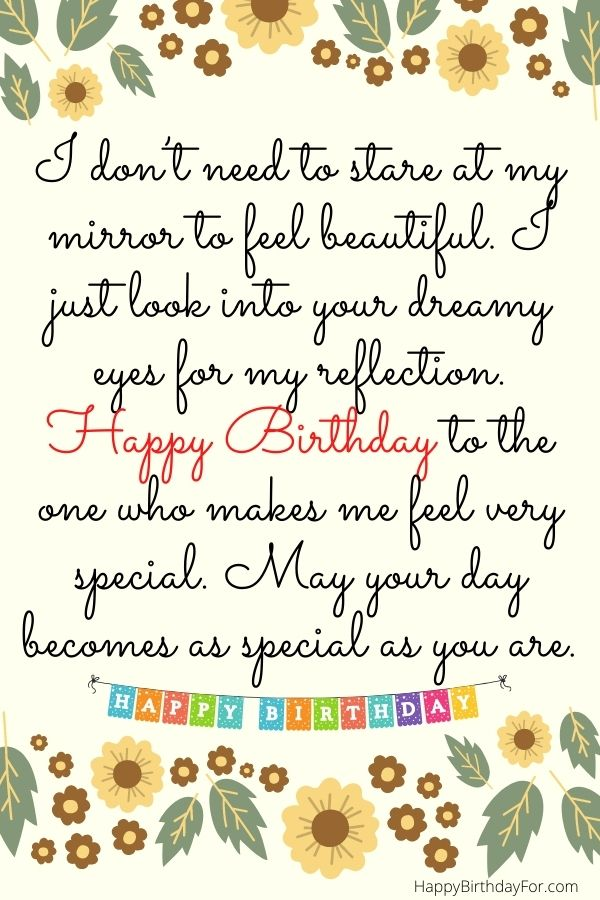 Happy Birthday Wishes & Text Messages for Your Beloved Husband