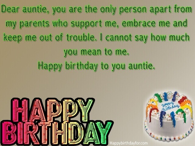 Happy Birthdays Wishes for Aunty messages images photos gifts greetings cards wallpapers pictures