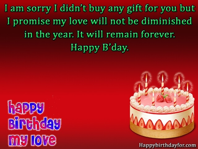 Happy Birthdays Wishes for Wife sms images gifts photos images cards wallpapers messages