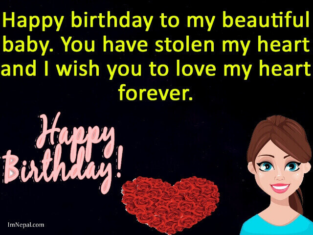 Happy Birthdays Wishes for Wife sms images wallpapers gifts messages photos images cards