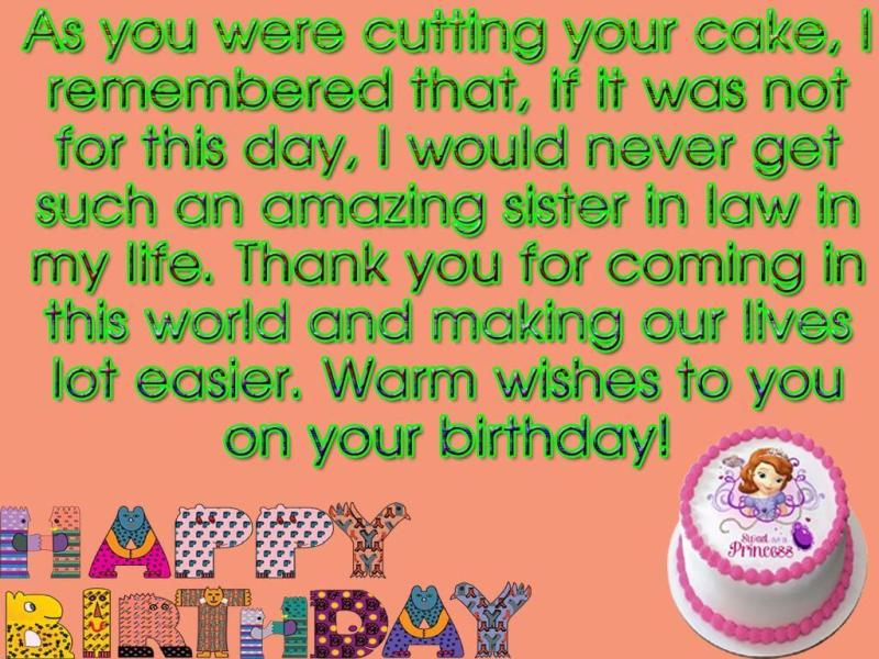 Happy birthday wishes for elder sister in law messages greetings