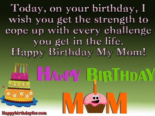 Birthdays Wish for Daughter from mom images photos pictures wallpapers cards min