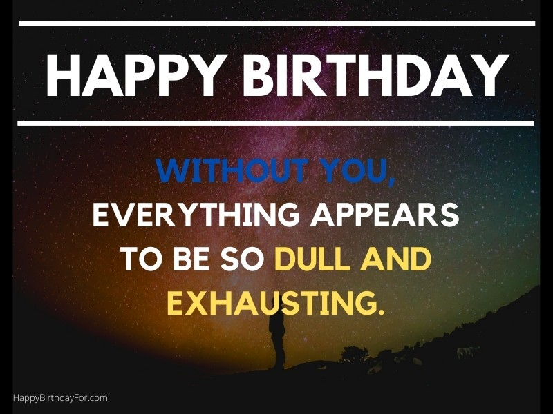 Happy Birthday Wishes in Heaven who passed away Quotes