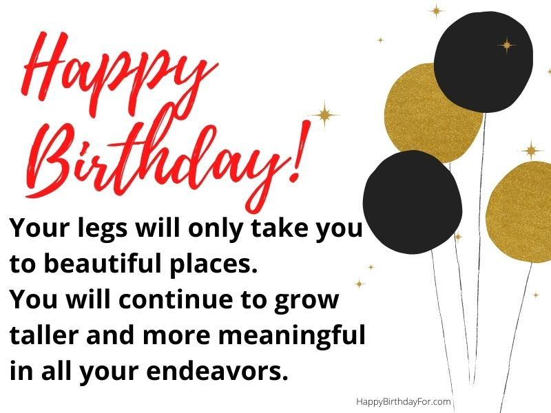 Happy Birthday wishes messages image