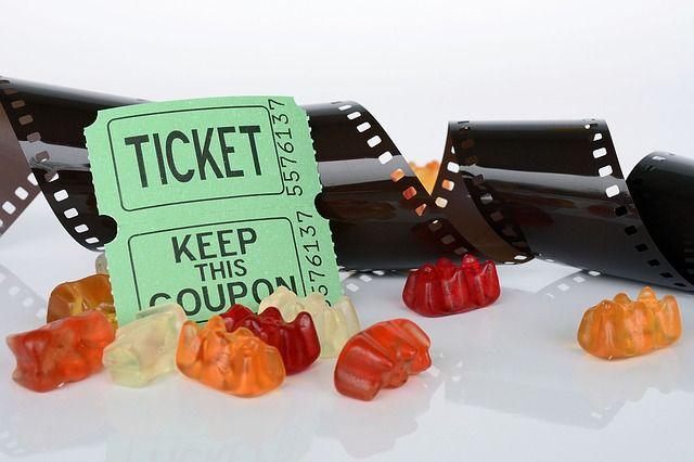 Movie tickets Image