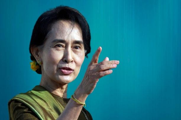 Aung San Suu Kyi Famous Celebrity Birthday in June