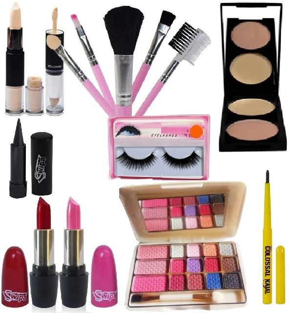 Makeup kit for aunt birthday