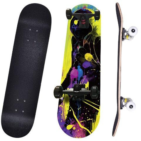 Skateboard for birthday gift