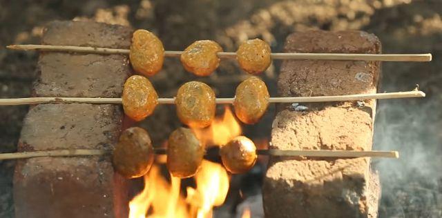 Mini Potato tikka recipes