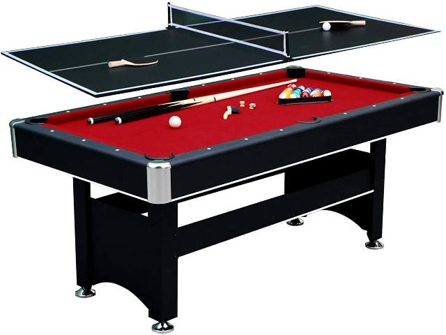 Smaller than expected Wooden Pool Table