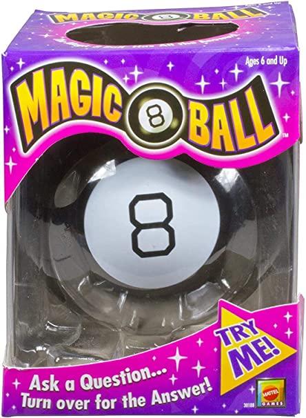 Spiritualist 8 Ball