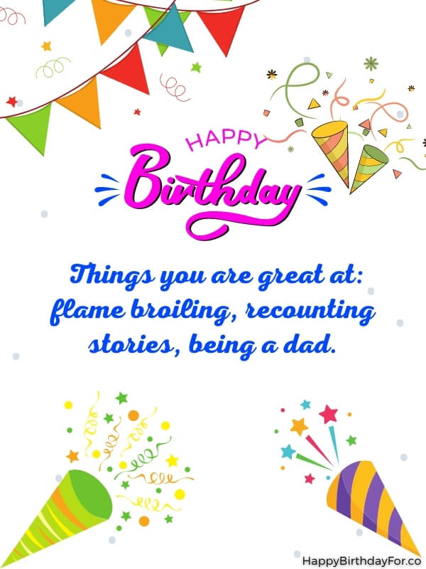 Happy Birthday Wishes For Father From Son