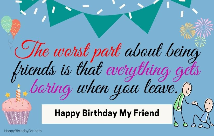 Happy Birthday Wishes Images For Special friend