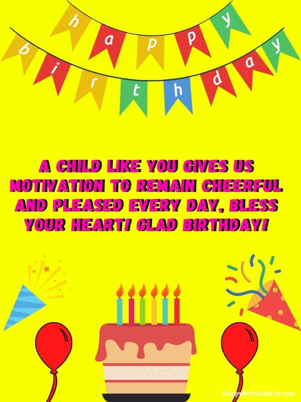 Birthday Wishes For Son From Mom With Images