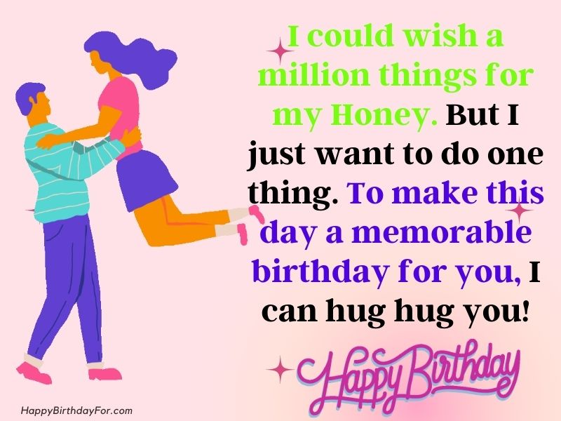 Happy Birthday To You Wishes Image For Lover, Boyfriend Girlfriend Husband Wife Lover