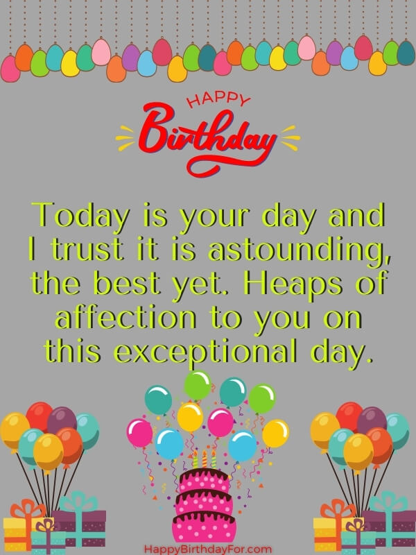 Happy Birthday Wishes For A Sister In Law.