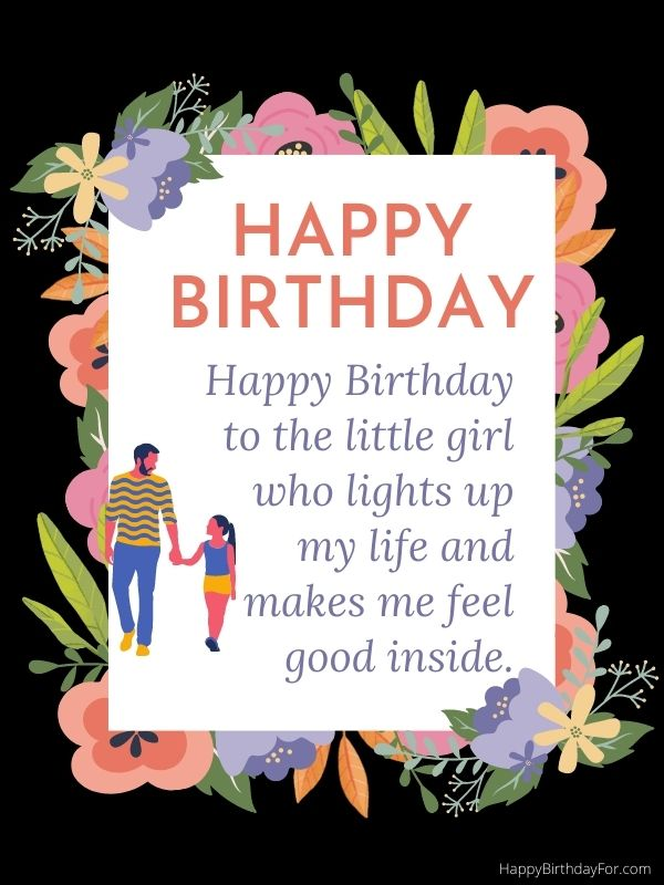 What To Write In A Birthday Card For Your Daughter? 51 Happy Birthday Wishes Image For Daughter