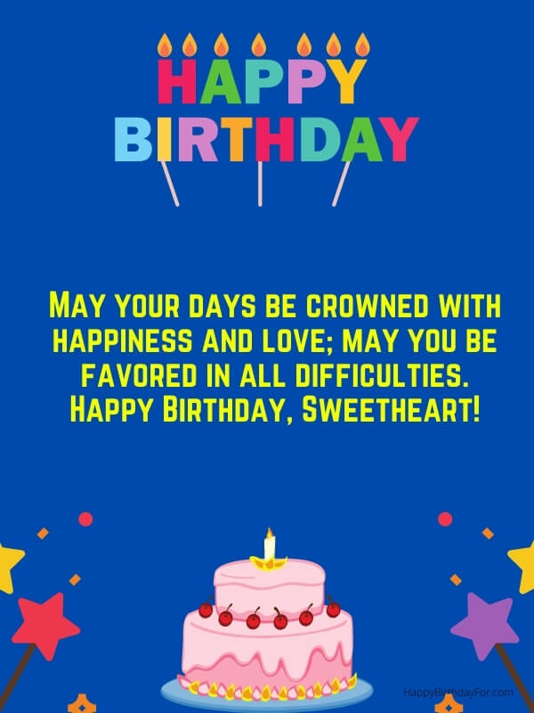 Short Birthday Wishes For A Friend