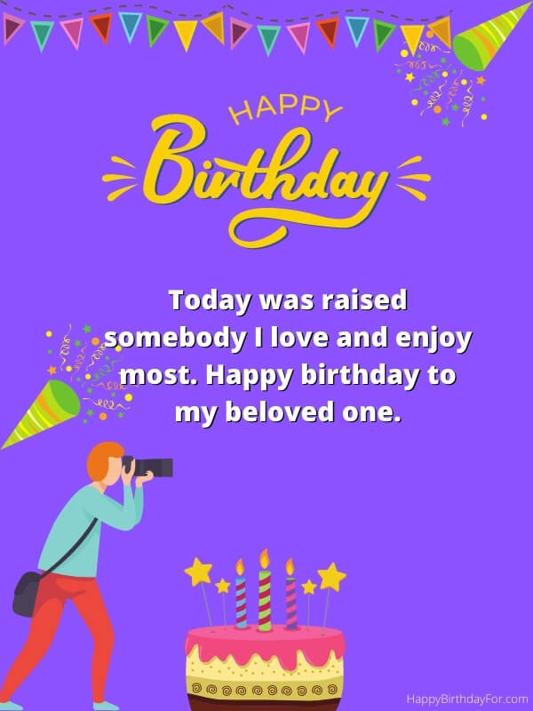 Birthday Wishes And Messages For A Photographer Friend