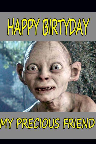 Happy Birthday Meme Cartoon