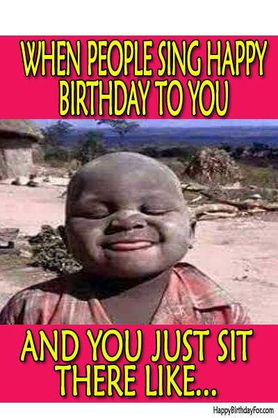 Happy Birthday Meme Kid