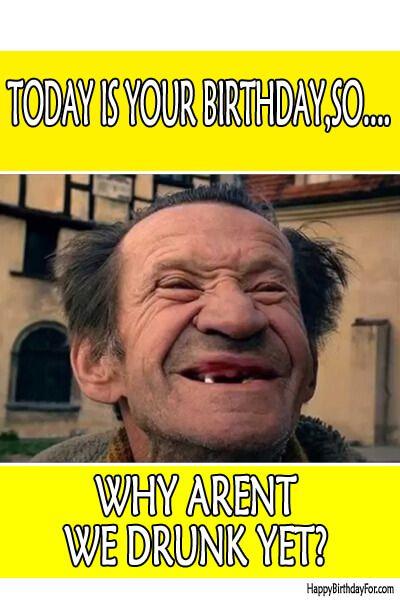 Happy Birthday Meme Smile