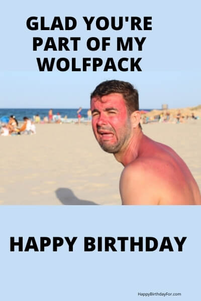 Happy Birthday Meme image fun