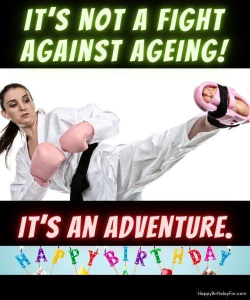 birthday meme girls fighting
